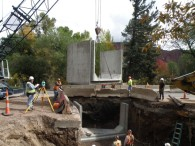 Three Mile Creek Precast Culvert Replacement