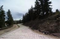 Upper Snowmelt Road