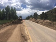 Garfield County Road 109 Reconstruction