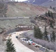 I-70 Dowd Landslide