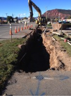 State Highway 133 & Main Street Utility Relocation